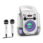 karaoke anlage mit mikrofon